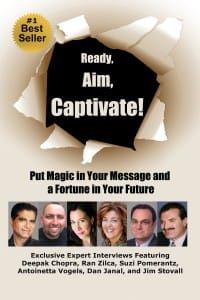 Ready, Aim, Captivate!
