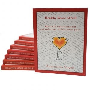 Healthy Sense of Self - Paperback