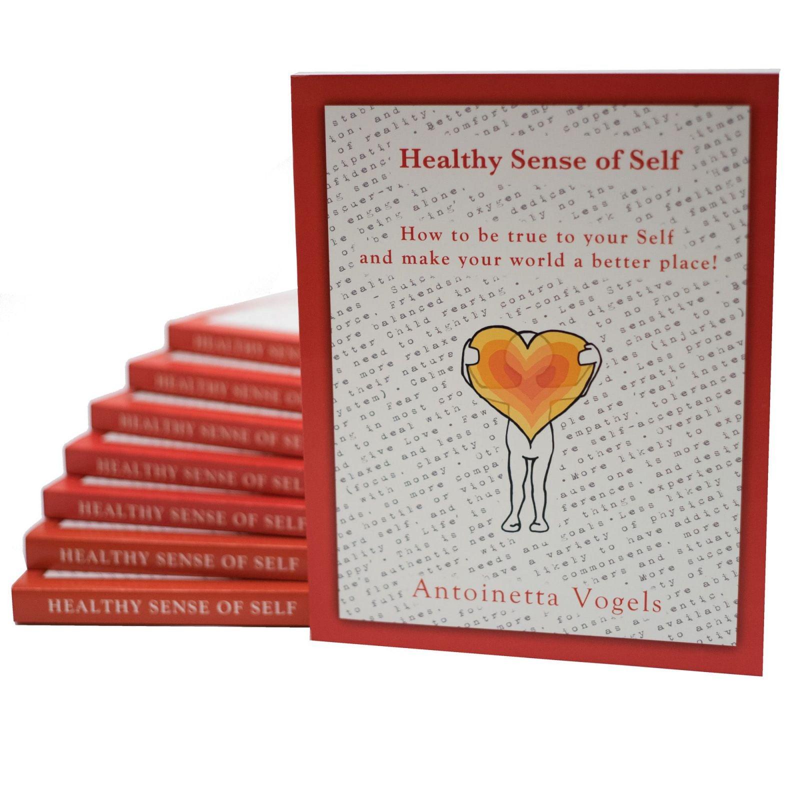 Healthy Sense of Self - Paperback