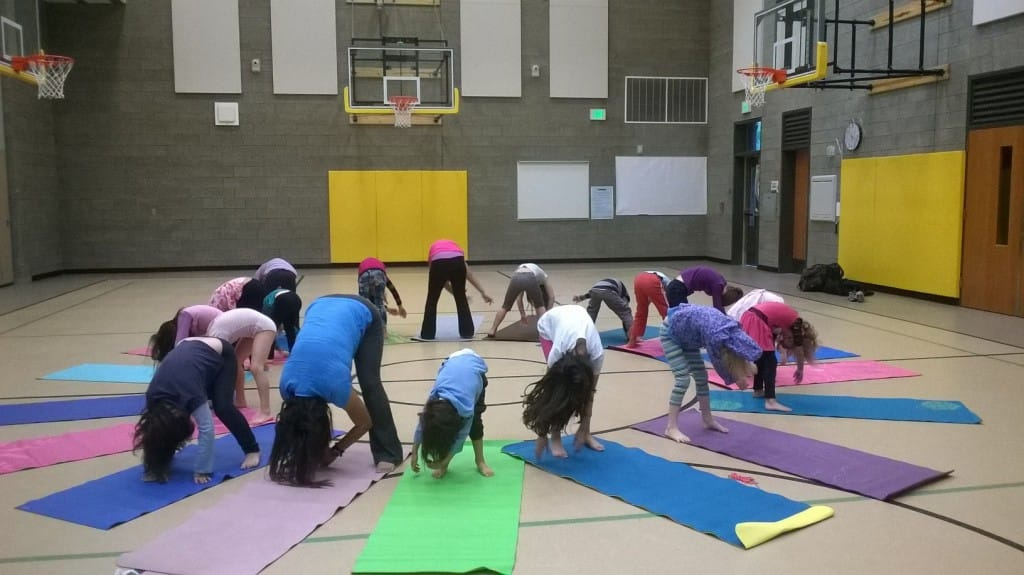 Yoga for children supports the development of a Healthy Sense of Self.