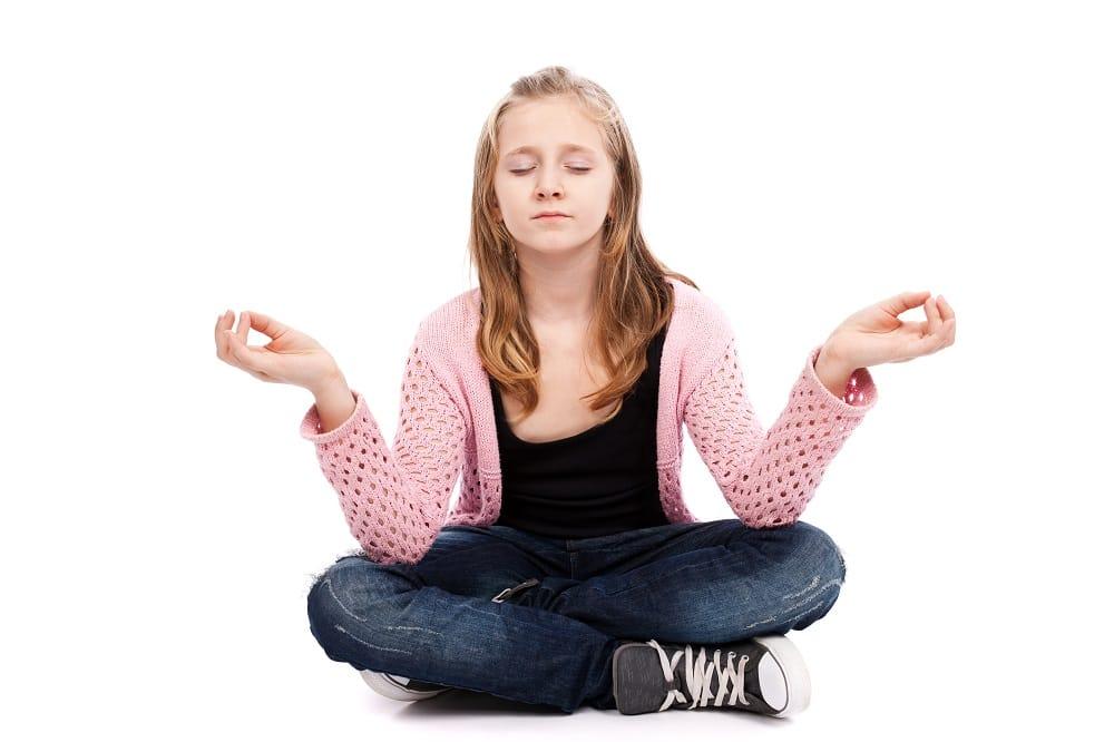 Student Meditation
