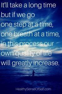 Healthy Sense of Self