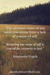 Restore Your Sense Of Self
