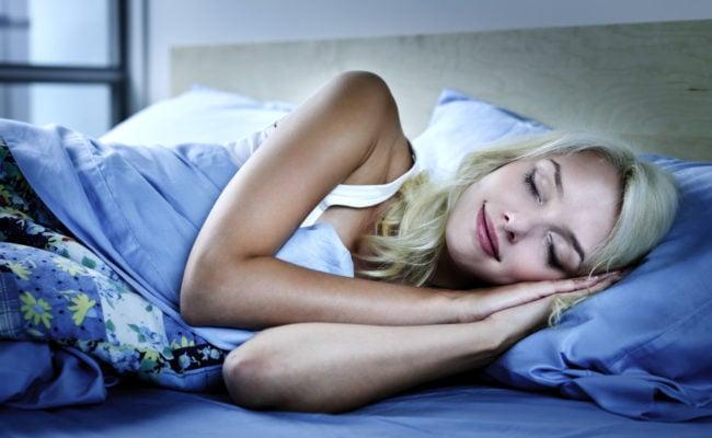 having difficulty sleeping