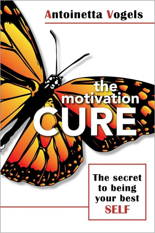 The Motivation Cure book cover