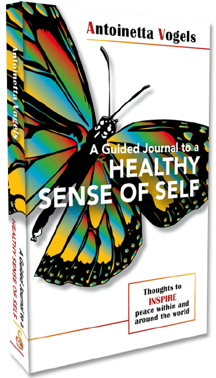 The Guided Journal To A Healthy Sense Of Self