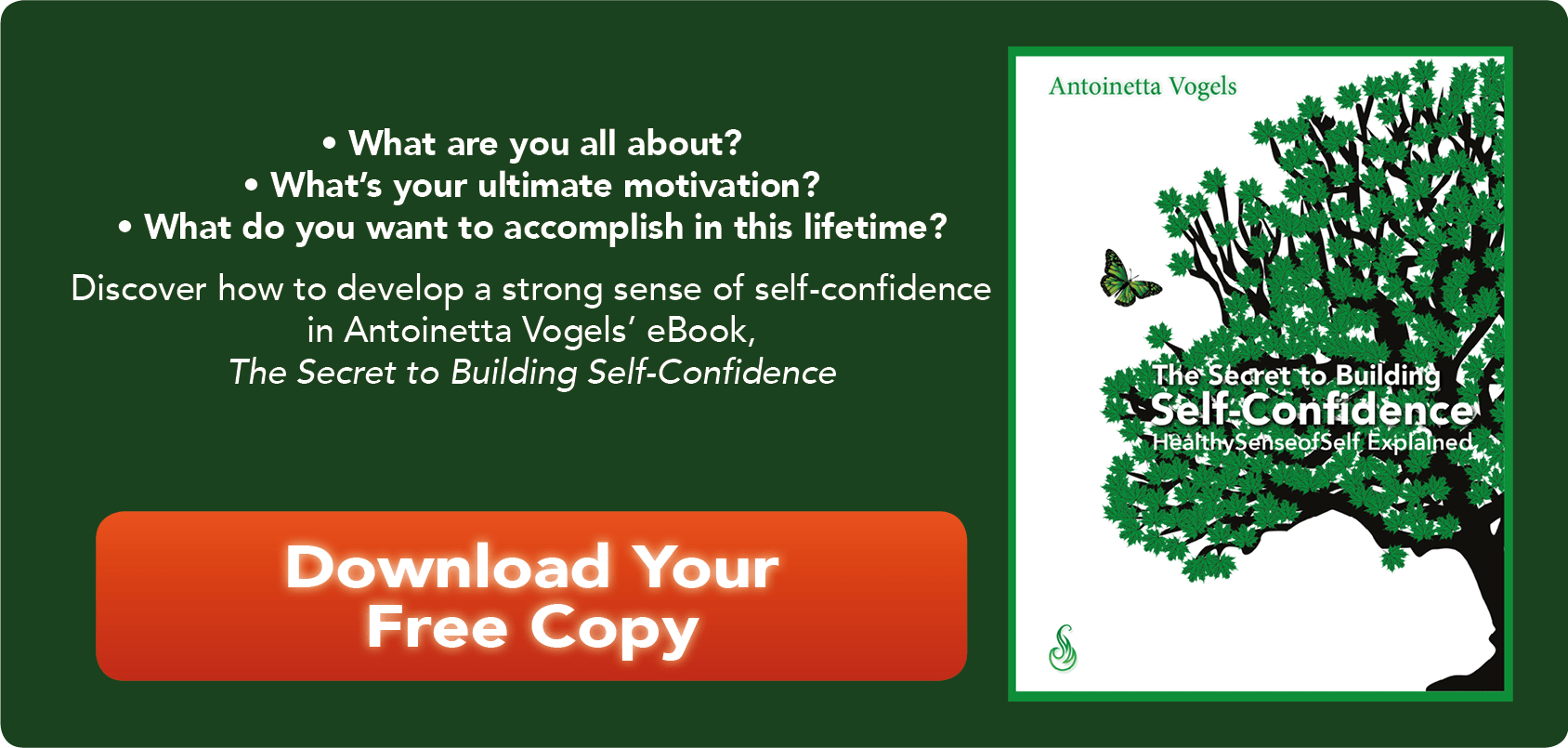 self-confidence ebook