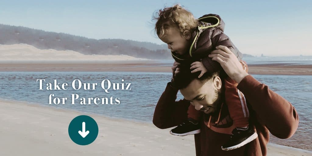Healthy Sense of Self Parent Quiz — Healthy Sense of Self