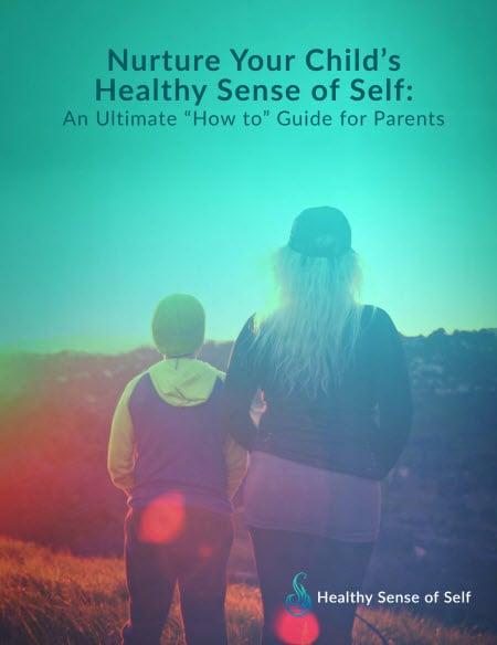 child's sense of self