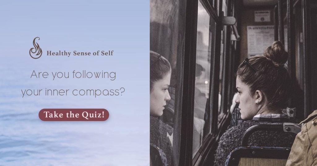 Sense of self Quiz