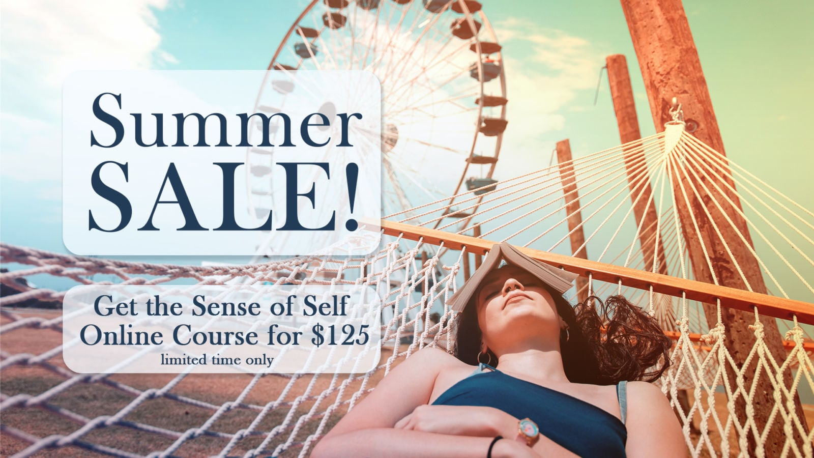 sense of self online course