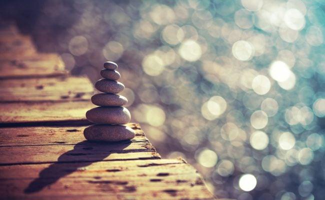 find inner balance